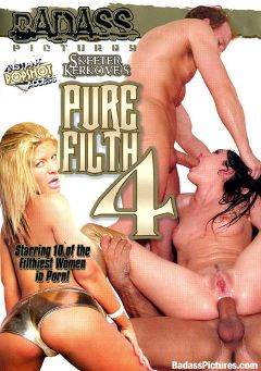 "Adult entertainment movie ""Pure Filth 4"" starring Rio Mariah, Julie Night & Taylor Rain. Produced by Metro Media Entertainment."