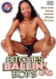 "Just Added presents the adult entertainment movie ""Bitches Ballin' Boys 5""."