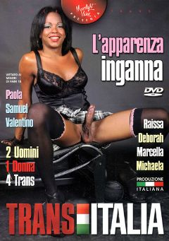 "Adult entertainment movie ""L'Apparenza Inganna"". Produced by Topax Films."