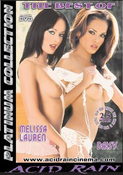 "Adult entertainment movie ""The Best Of Melissa Lauren And Daisy"" starring Melissa Lauren & Daisy. Produced by Acid Rain."