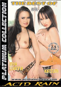 "Adult entertainment movie ""The Best Of Mya Luanna And Katsumi"" starring Mya Luanna & Katsuni. Produced by Acid Rain."