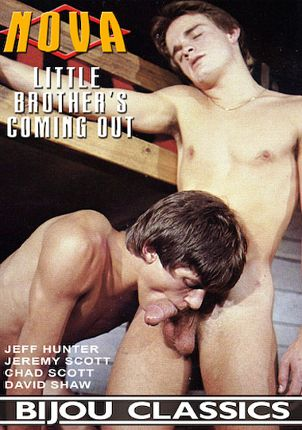 Gay Adult Movie Little Brother's Coming Out