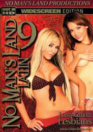 """Just Added presents the adult entertainment movie """"No Man's Land Latin Edition 9""""."""