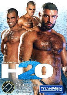 H2O, starring Victor Banda, Damien Crosse, Francois Sagat, Francesco Giovanelly, Frank Philipp, Rocky Torrez, Andrew Justice, Steve Cruz, Eddie Stone and Jeremy Hall, produced by Titan Media.