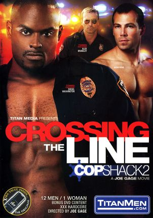 Gay Adult Movie Crossing The Line Cop Shack 2