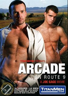 Arcade On Route 9, starring Alex Brawley, Cole Ryan, Ken Mack, Josh West, Jody Scott, Peter Axel, Brett Anderson, Jake Deckard, Matt Cole, Adam Young, Cam Kurtz, Matthew Matters, Josh Powell and Dominic Pacifico, produced by Titan Media.