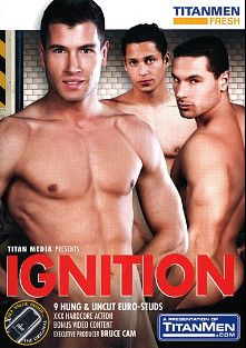 Ignition, starring Adam Rush, Joe Donovan, Paolo Ramatti, Onix Ian, Michael Marc, Marc Taylor, Julien Veneziano, Mario McCabe, Julian Vincenzo, Lucky Taylor and Samuel Dolce, produced by Titan Media and TitanMen Fresh.