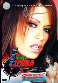 "Adult entertainment movie ""Behind The Lens With Jenna Jameson"" starring Sunny Leone, Jenna Jameson & Kayla Carrera. Produced by Pure Platinum Video."
