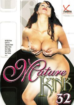 "Adult entertainment movie ""Mature Kink 32"" starring Michelle Aston, Cheyenne Hunter & Kandi Cox. Produced by Legend."