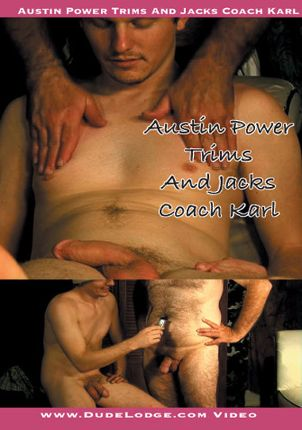 Gay Adult Movie Austin Power Trims And Blows Coach Karl