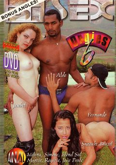"Adult entertainment movie ""Bi Sex Orgies 6"" starring Fernando, Milena Santos (II) & Joao Paulo. Produced by Sunshine Films."