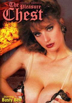 "Adult entertainment movie ""The Pleasure Chest"" starring Busty Belle, Lynn LeMay & Michael Knight (Classic). Produced by Historic Erotica."