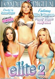 "Featured Category - Big Natural Breasts presents the adult entertainment movie ""Elite 2""."