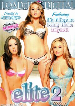 "Adult entertainment movie ""Elite 2"" starring Amy Ried, Brooke Haven & Penny Flame. Produced by Metro Media Entertainment."
