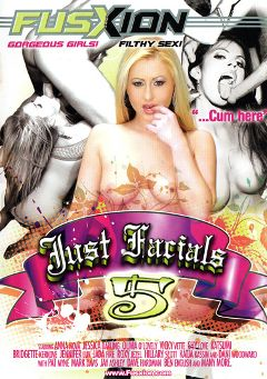 "Adult entertainment movie ""Just Facials 5"" starring Shy Love, Vicky Vette & Jessica Darlin. Produced by Metro Media Entertainment."