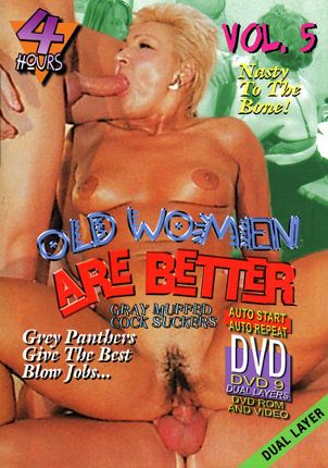 Straight Adult Movie Old Women Are Better 5