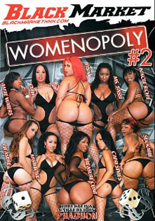 Womenopoly 2, starring Treasure Cunt, Kapri Styles, Pinky, Qali, Ms. Sassi, Amile Waters, Suckable, Nikole Richie, Misti Love and Pleasure, produced by Black Market Entertainment.