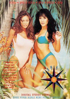 "Adult entertainment movie ""Hawaii"" starring Chasey Lain, Dyanna Lauren & Asia Carrera. Produced by Vivid Entertainment."
