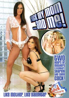 "Adult entertainment movie ""Fuck My Mom  And Me"" starring Simone Riley, Phoebe & Nicole Moore. Produced by Lethal Hardcore."