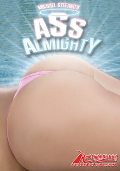 "Adult entertainment movie ""Ass Almighty"" starring Tia Sweets, Angel Eyes & Pinky. Produced by Red Light District."