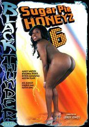 "Featured Category - Cream Pies presents the adult entertainment movie ""Sugar Pie Honeyz 6""."