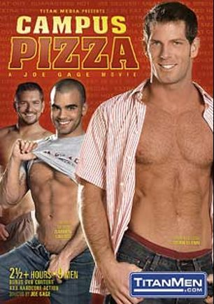 Campus Pizza, starring Dean Flynn, Damien Crosse, Tyler Kane, Korben David, Jason Reynolds, Kai Grant, Justin Riddick, Andrew Justice and Mason Wyler, produced by Titan Media.