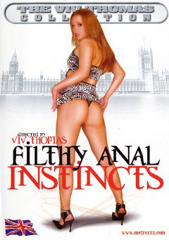 "Adult entertainment movie ""Filthy Anal Instincts"" starring Melissa Lauren, Cory Baby & Krisztina Bella. Produced by Metro Media Entertainment."