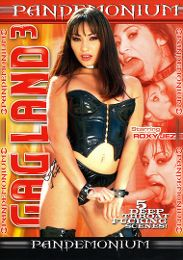"""Just Added presents the adult entertainment movie """"Gag Land 3""""."""