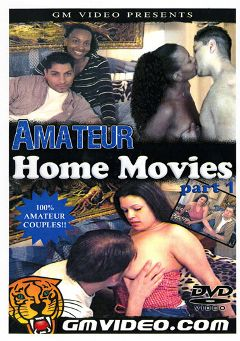 "Adult entertainment movie ""Amateur Home Movies"". Produced by GM Video."
