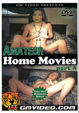 Amateur Home Movies 4, produced by GM Video.