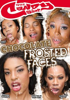 "Adult entertainment movie ""Chocolate Frosted Faces"" starring Desiree Diamond, Ryder Cummings & Pleasure Bunny. Produced by Candy Shop."