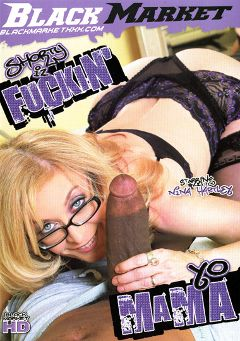 "Adult entertainment movie ""Shorty Iz Fuckin' Yo Mama"" starring Nina Hartley, Kylie G. Worthy & Shorty Mac. Produced by Black Market Entertainment."
