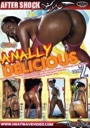 """Just Added presents the adult entertainment movie """"Anally Delicious 2""""."""