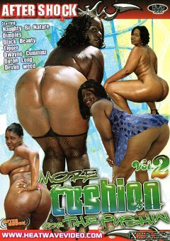 "Adult entertainment movie ""More Cushion For The Pushin 2"" starring Dimples, Black Beauty & Naughty Bi Nature. Produced by Heatwave Entertainment."