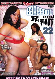 "Just Added presents the adult entertainment movie ""Barefoot And Pregnant 22""."