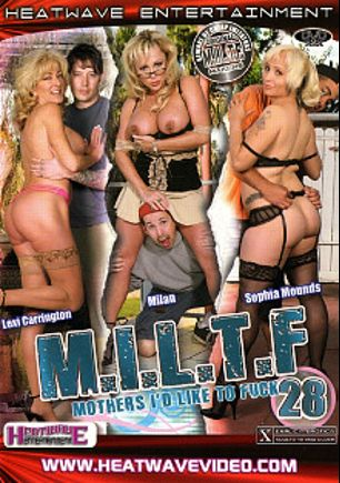 M.I.L.T.F. Mothers I'd Like To Fuck 28, starring Lexi Carrington, Milan Summer, Sophia Mounds and Gina De Palma, produced by Heatwave Entertainment.