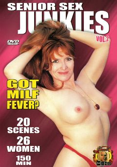 "Adult entertainment movie ""Senior Sex Junkies 2"". Produced by Evil Mindz."
