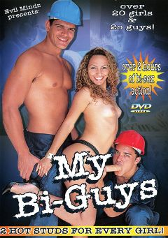 "Adult entertainment movie ""My Bi-Guys"". Produced by Evil Mindz."