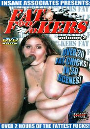 """Just Added presents the adult entertainment movie """"Fat Fuckers 2""""."""