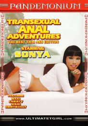 """Just Added presents the adult entertainment movie """"Transexual Anal Adventures""""."""
