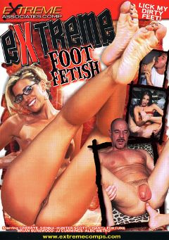 "Adult entertainment movie ""Extreme Foot Fetish"" starring Cherry, Chantz Fortune & Sienna. Produced by Caballero Video."