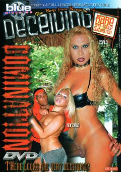 "Adult entertainment movie ""Deceiving Domination"" starring Rafaella & Carla (o). Produced by Blue Pictures."