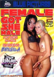 """Just Added presents the adult entertainment movie """"Female Got Shemale""""."""