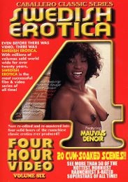 "Just Added presents the adult entertainment movie ""Swedish Erotica 6""."