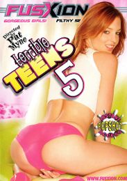 """Featured Studio - Fuzxion presents the adult entertainment movie """"Terrible Teens 5""""."""