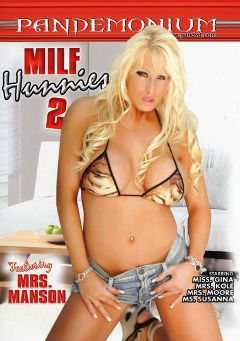 "Adult entertainment movie ""MILF Hunnies 2"" starring Candy Manson, Susana & Allyson More. Produced by Pandemonium."