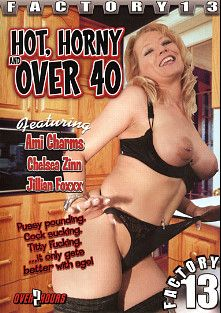 Hot, Horny And Over 40, starring Ami Charms, Jillian Foxxx and Chelsea Zinn, produced by Factory 13.