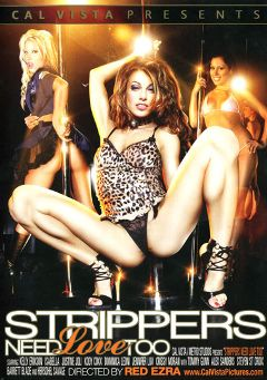 "Adult entertainment movie ""Strippers Need Love Too"" starring Justine Joli, Kelly Erikson & Isabella Camille. Produced by Metro Media Entertainment."