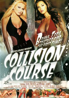 "Adult entertainment movie ""Collision Course"" starring Tera Patrick, Briana Banks & Spyder Jonez. Produced by Vivid Entertainment."