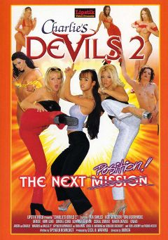 "Adult entertainment movie ""Charlie's Devils 2: The Next Position"" starring Keri Windsor, Dru Berrymore & Mia Smiles. Produced by Lipstik."
